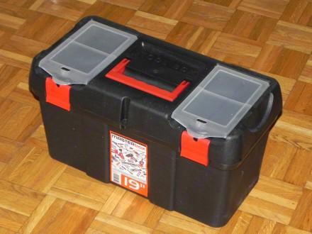 Kutija za alat - velika + BESPL DOST. ZA 3 ART.