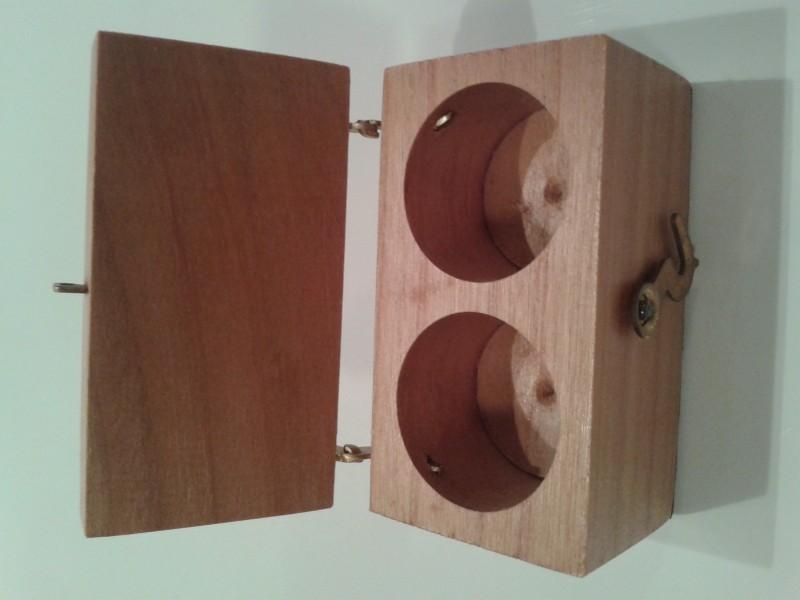 Kutija za briket i tamjan