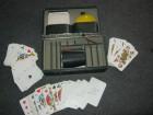 Kutija za karte + 3 špila, Piatnik