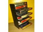 Kutija za kasete + 11 kaseta