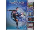 Kvalifikacije za WC 2014 Album + set 980/980
