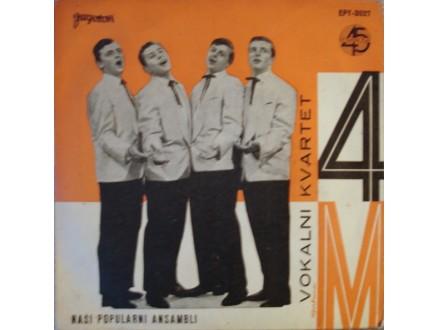 Kvartet 4M - Buona Sera