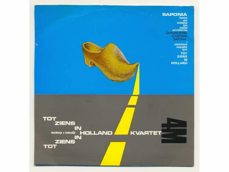 Kvartet 4M - Doviđenja U Holandiji / Rendez - Vous U Tokiju