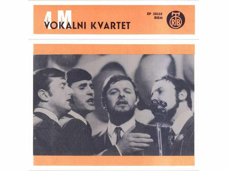 Kvartet 4M - Tvoj Glas