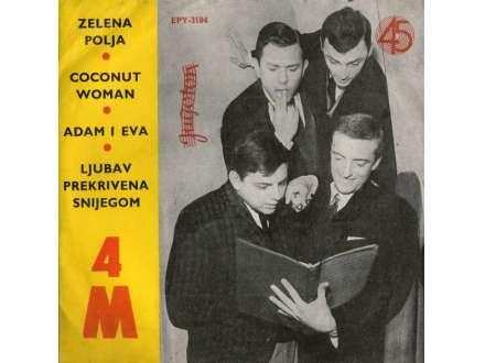 Kvartet 4M - Zelena Polja