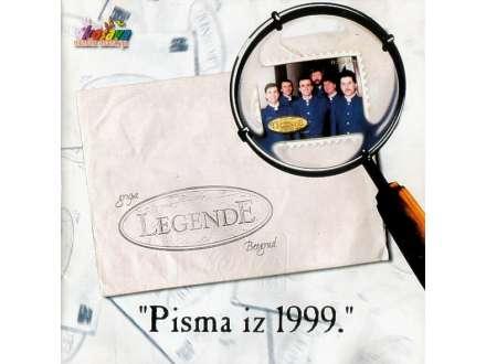 Légende - Pisma iz 1999.