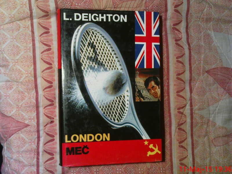 L. DEIGHTON   -  LONDON  MEC
