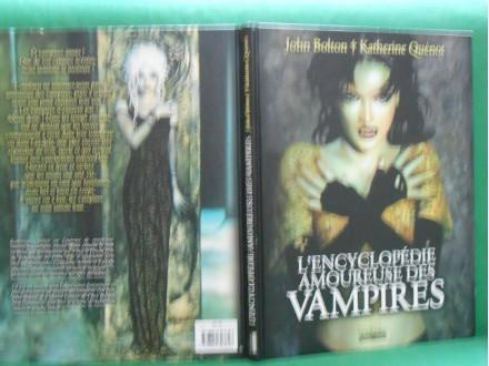 L`Encyclopédie amoureuse des vampires-ljubavi vampira