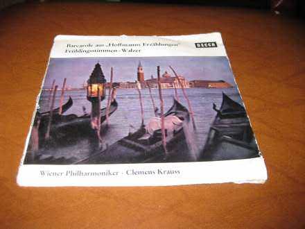 L`Orchestre De La Suisse Romande - Barcarole aus Hoffmanns Erzählungen