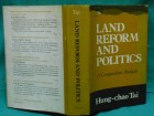 LAND REFORM AND POLITICS Hung-chao Tai