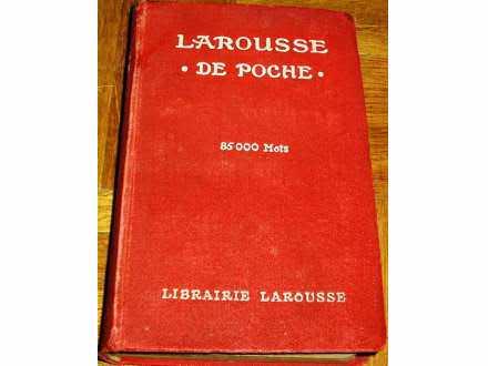 LAROUSSE DE POCHE - Grupa autora