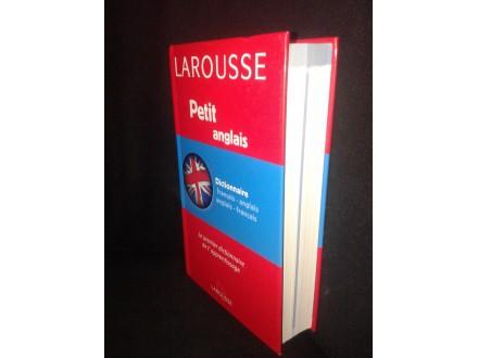 LAROUSSE, Petit anglais