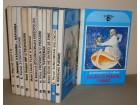 LASTAVICA - komplet 12 knjiga za decu