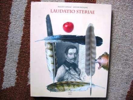 LAUDATIO STERIAE - Milan Uzelac , Javor Rašajski
