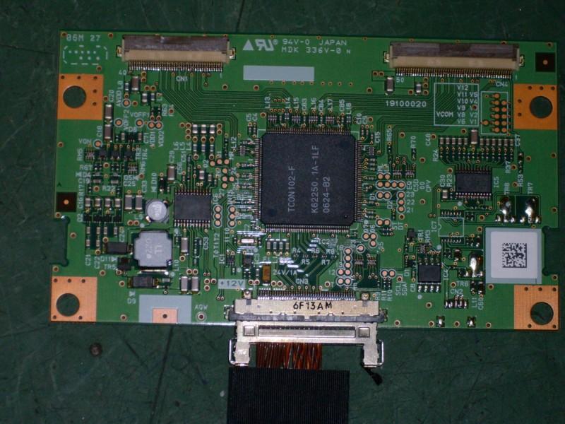 LCD - T-CON Panasonic 19100020