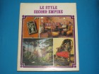 LE STYLE SECOND EMPIRE