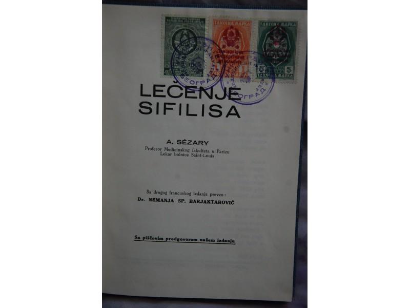 LEČENJE SIFILISA - A. SEZARY