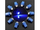 LED B8.5d 5050 za inst tablu PLAVE 10x