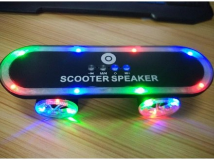 LED Bluetooth Zvucnik Dr Dre SKUTER