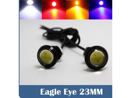 LED Dnevna Svetla Eagle 23mm - 2 Komada