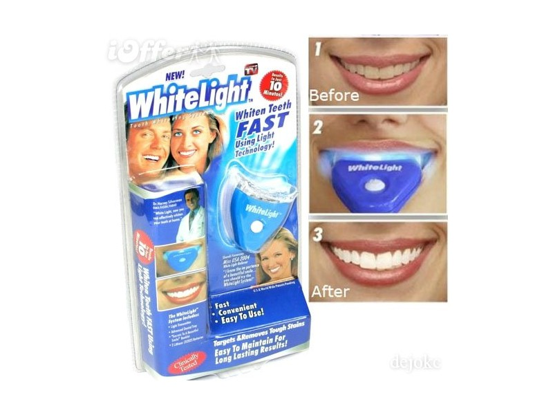 Gel za izbjeljivanje zubi