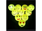 LED baloni smile