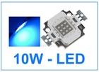 LED dioda 10W menja 100W - 400Lm