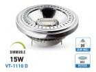 LED sijalica 15W G53 AR111 dimabilna V-TAC