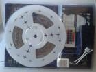 LED traka vodootporna 10m+daljinski+napajanje+kontroler