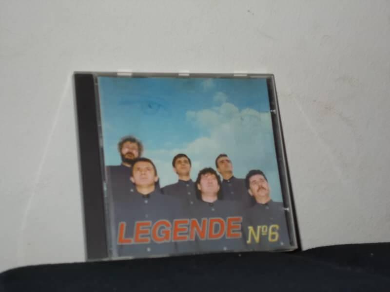 LEGENDE - No 6