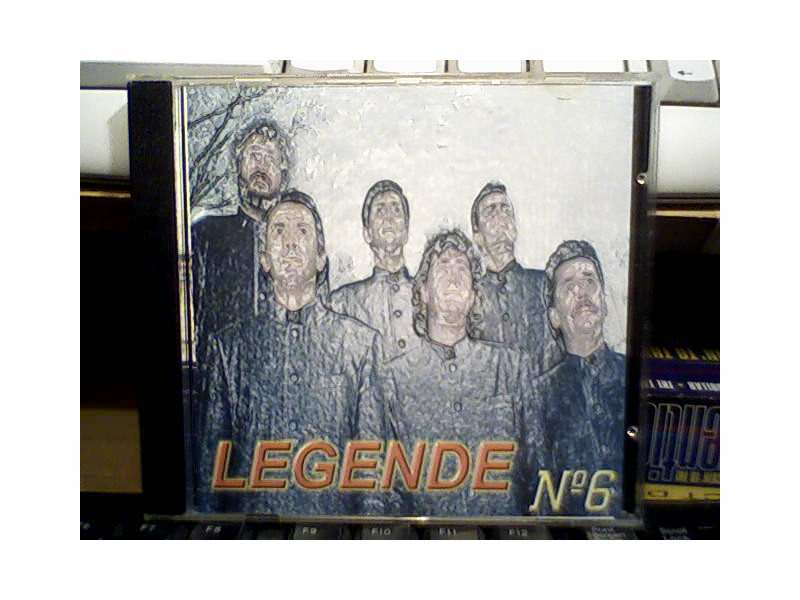 LEGENDE - No 6