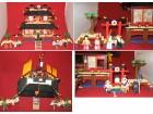 LEGO 2507 Fire Temple NINJAGO (P3-182T)
