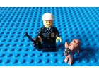 LEGO CITY / POLICEMAN with DOG