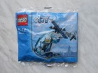 LEGO City Police Helicopter 30222