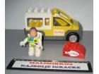 LEGO DUPLO Vozilo Pizza Planet sa vozacem   /T21-168gh/