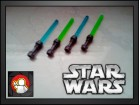 LEGO Jedi Lightsabers 4 KOM (STAR WARS)
