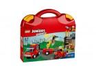 LEGO KOCKICE Fire Patrol Suitcase 10740 - NOVO