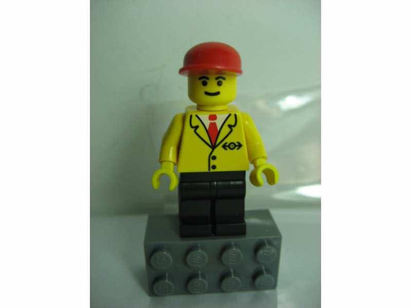 LEGO Minifigura sa LEGO Magnetom (K11-ZU198)