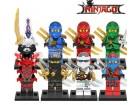 LEGO NINJAGO-Lego nindza figure