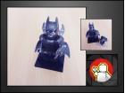 LEGO figura Armored Batman (DC UNIVERSE)