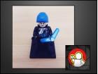 LEGO figura Captain Boomerang (DC UNIVERSE)