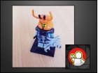 LEGO figura Crusty (NINJAGO)