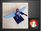 LEGO figura Falcon (MARVEL)