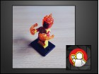 LEGO figura Firestorm (DC UNIVERSE)