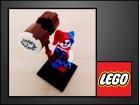 LEGO figura Harley Quinn (Suicide Squad/DC)