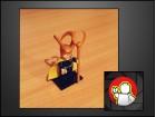 LEGO figura Loki (MARVEL)
