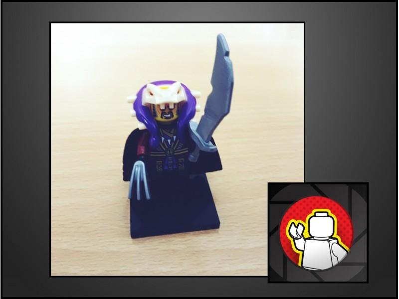 LEGO figura Master Chen (NINJAGO)