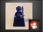 LEGO figura Nightcrawler (MARVEL)