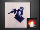 LEGO figura Punisher (MARVEL)