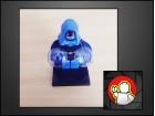 LEGO figura Raven (DC UNIVERSE)